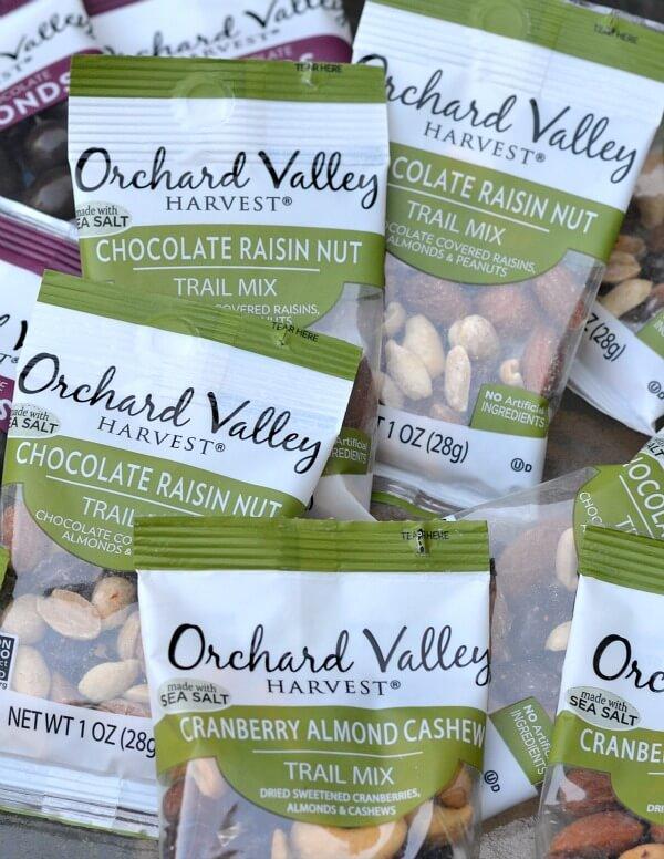 Orchard Valley Dark Chocolate Almonds Healthy