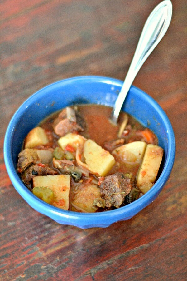 Whoel30 Approved Crockpot Beef Stew