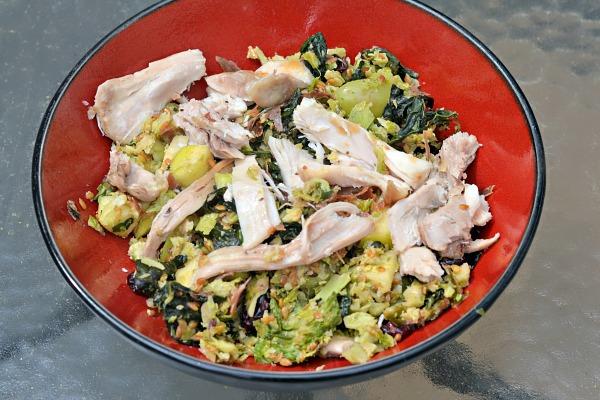 ALDI Superfoods Salad with Chicken