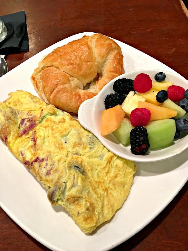 Terrace Cafe Omelet