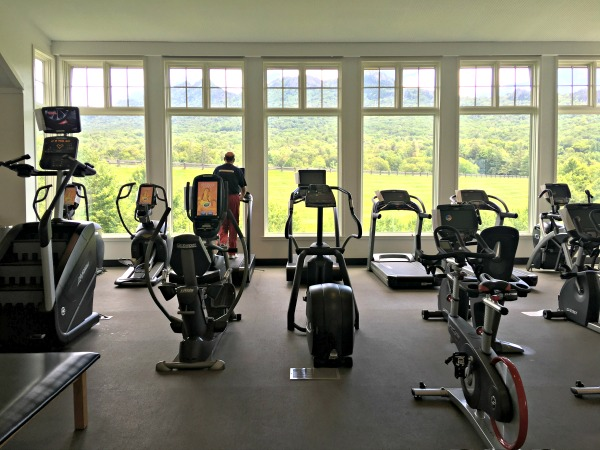 Grandfather Mountain Golf & Country Club Gym