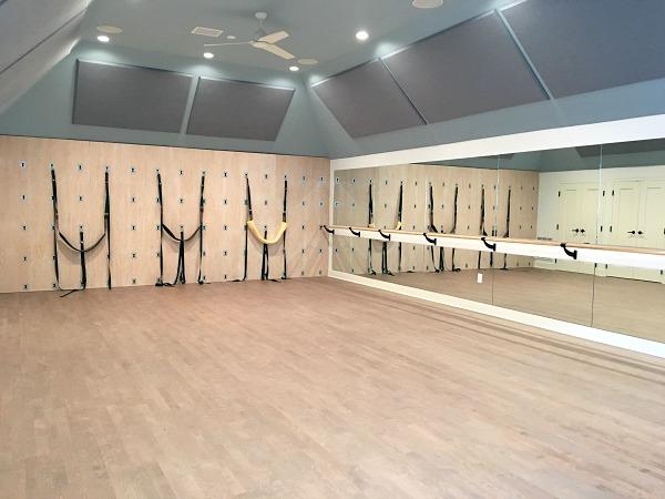 Grandfather Mountain Golf & Country Club Yoga Studio