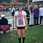 Rocktoberfest Half Marathon Race Recap: My Best Half Yet