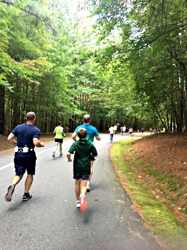 Jetton Park Run