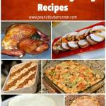 Tried and True Favorite Thanksgiving Recipes