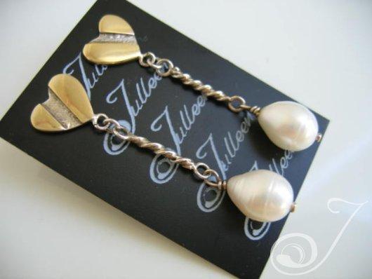 Tina Drop Earrings