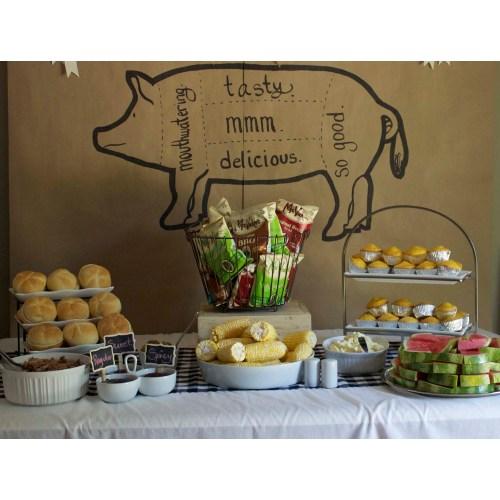 Medium Crop Of Graduation Party Food Ideas