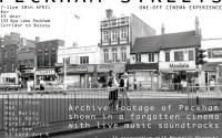 peckham streets poster
