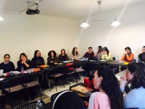 Classe della Lingua Italiana dei Segni