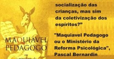 Maquiavel pedagogo - Pascal Bernardin Maquiavel Pedagogo (pág 108)