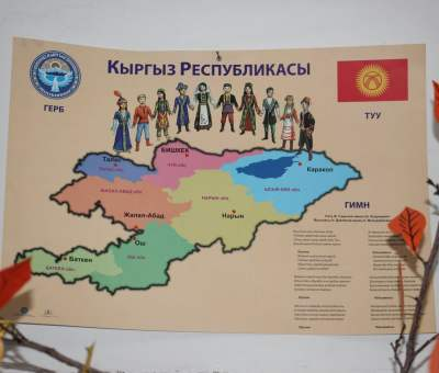Education in Multinational Southern Kyrgyzstan