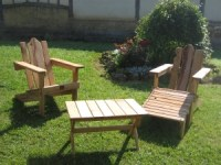 Adirondak Garden Furniture
