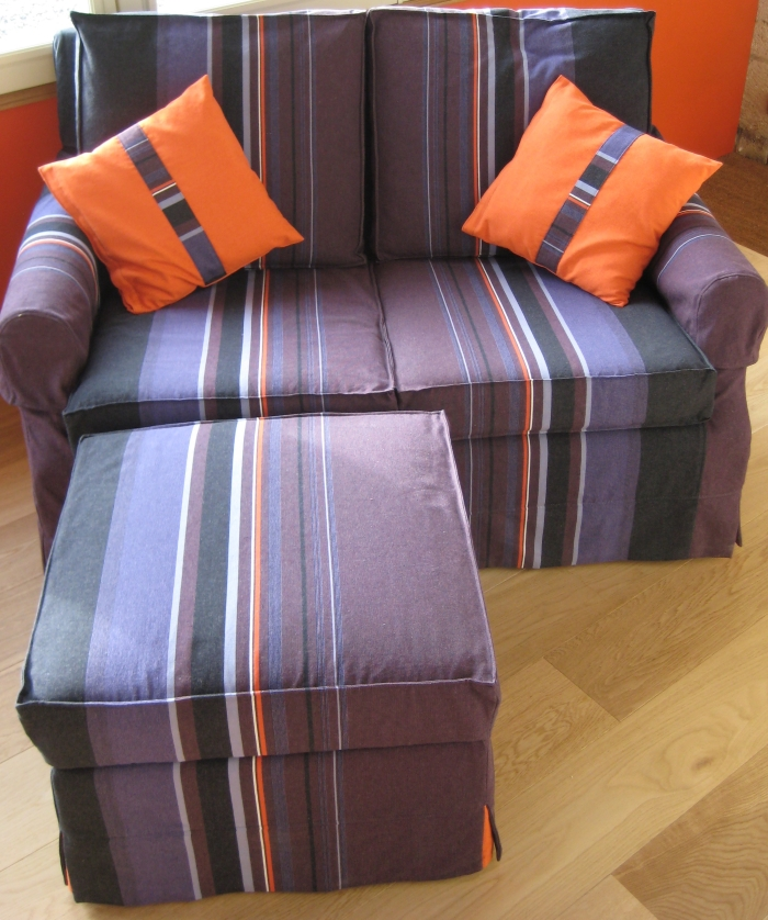 Smart Sofa & Stool