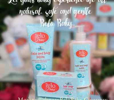 Belo Baby Review + Giveaway