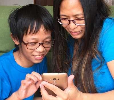 Teen Parenting: ASUS ZenFone 2 Laser 5.5 S