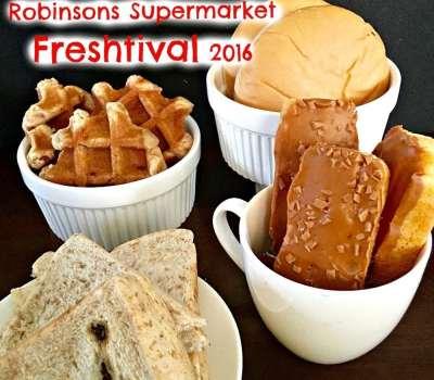Robinsons Supermarket Freshtival 2016