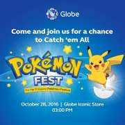 The First Philippine Pokémon Festival  #Gl