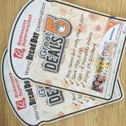 Robinsons Supermarket World Bread Day Celeb