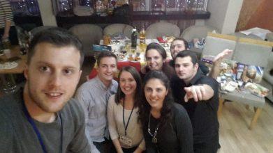 PEL participants on a YE in Ankara