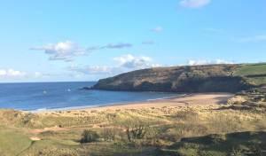Pembrokeshire Wales Coastal Holidays Beach and Burrows