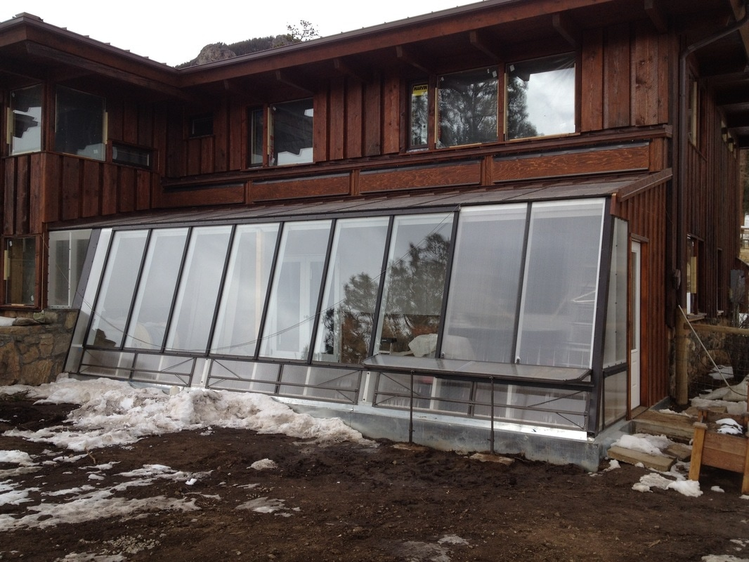 Fullsize Of Greenhouse Attached To House