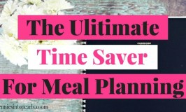 The Ultimate Time Saver for Meal Planning