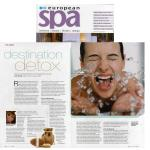 european spa - december 2009 - january 2010_norainlogo