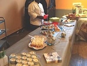 Buffet de Noêl