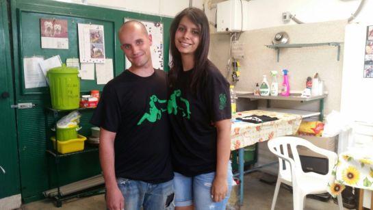 Gianluca e Clara