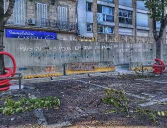 Aménagement de la Plaine : déni de démocratie et mépris des habitants (automne 2018)