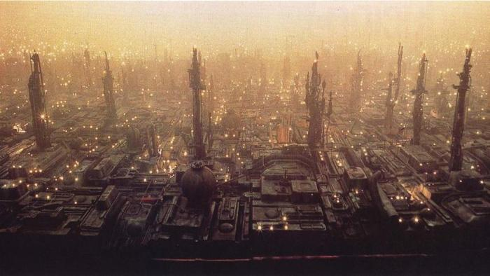 LOS ANGELES BLADE RUNNER 1982