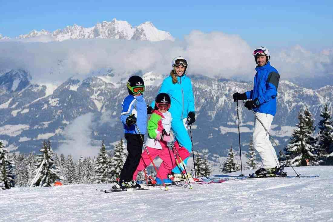 Gratis Skipass für Kindner