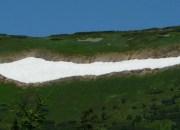 nejznámější české sněhové pole - Mapa republiky