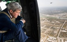 Kerry's 10-Arab State Coalition On Board To 'Destroy' ISIS, Sort Of