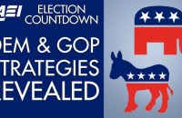 AEI senior fellow and political analyst Michael Barone discusses what Republicans and Democrats must do to pick up seats in the 2014 midterm elections.