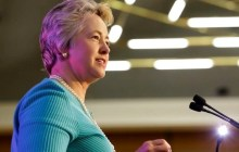 Houston Mayor Annise Parker, a lesbian, is trying to force religious leaders to provide the government with copies of their sermons. (Photo: AP/LM Otero)