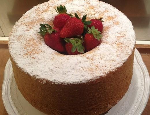 Chiffon cake 002