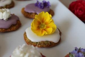 biscotti e fiori edibili 2