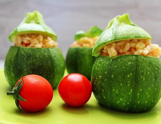 zucchine tonde front