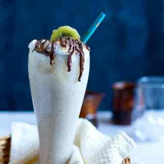 Kiwi Milk Shake Recipe