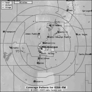 KZRR-coverage-area-Albuquerque