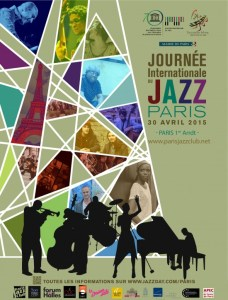 International Jazz Day Paris 2015