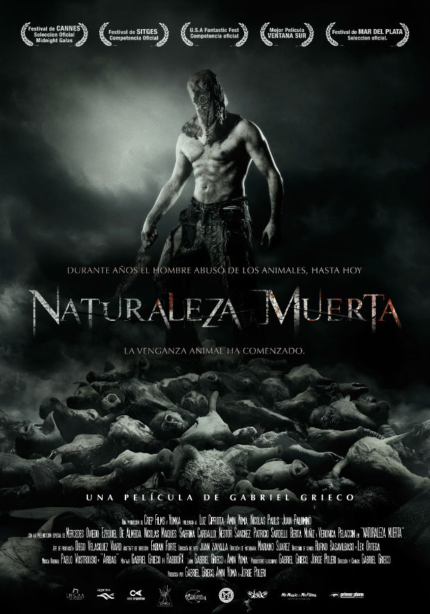 "Se estrena ""Naturaleza muerta"", el primer thriller vegano"