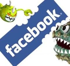 facebook-vírus