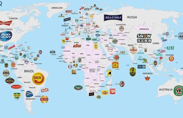 mapa-cervezas-favoritas-mundo