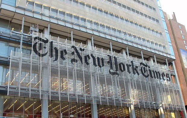new york times edificio