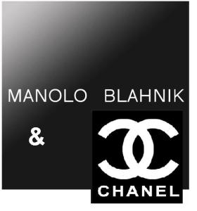 manolo blanik y chanel