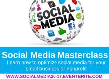 Business Development Series: Social Media Masterclass