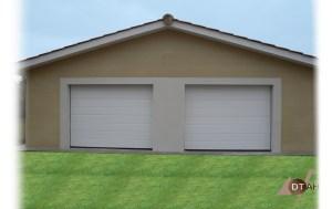 D claration de travaux garage permis de construire plan for Garage et permis de construire