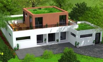 Permis de construire et declaration de travaux for Construire une maison en 3d